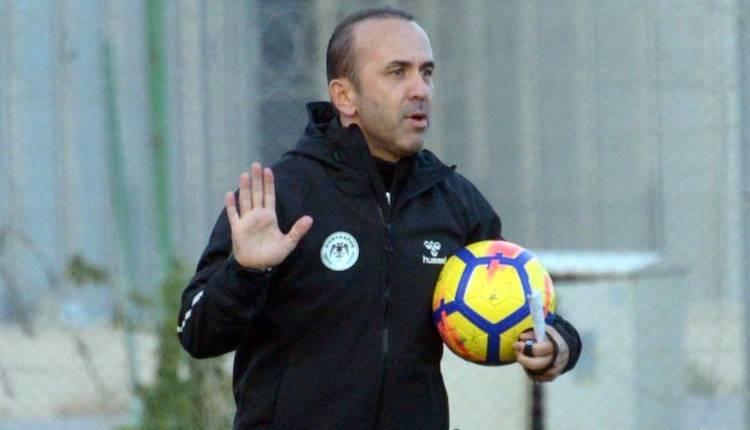 Konyaspor'da Mehmet Özdilek'ten Trabzonspor yorumu