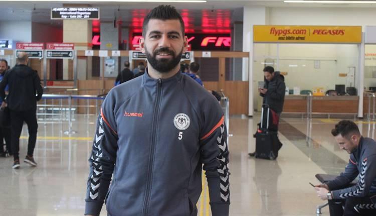 Konyaspor'da Selim Ay umut saçtı