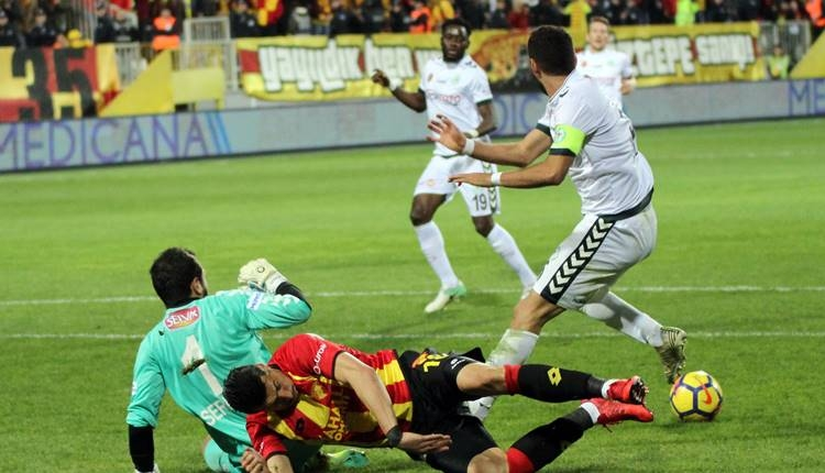 Konyaspor'un deplasman kabusu