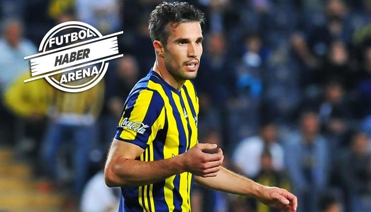 LA Galaxy, Robin van Persie transferi için Fenerbahçe ile görüşüyor