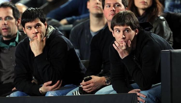 Lionel Messi'nin ağabeyi Matias kaza geçirdi!