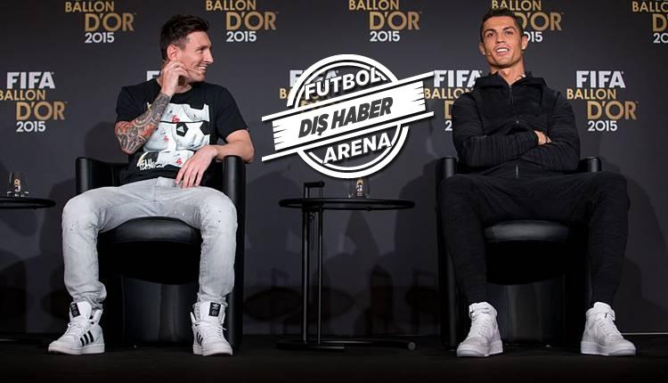 Lionel Messi'nin maaşı Cristiano Ronaldo'yu solladı