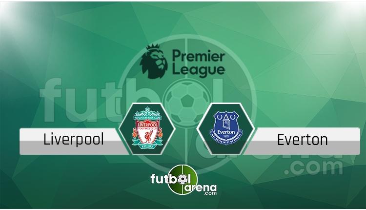 Liverpool - Everton saat kaçta, hangi kanalda? (İddaa Canlı Skor)