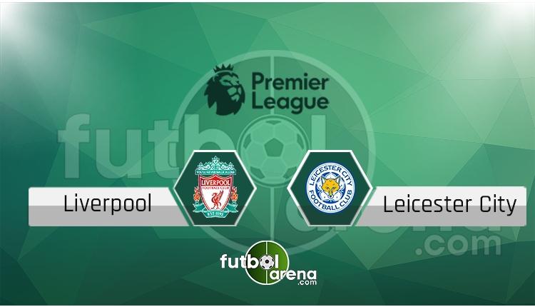 Liverpool - Leicester City maçı saat kaçta, hangi kanalda? (İddaa Canlı Skor)