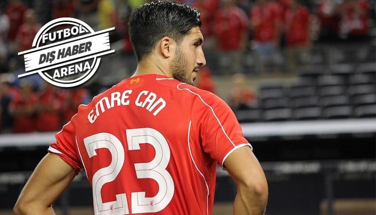 Liverpool'da Emre Can'dan flaş transfer açıklaması: 'Ayrılabilirim.'
