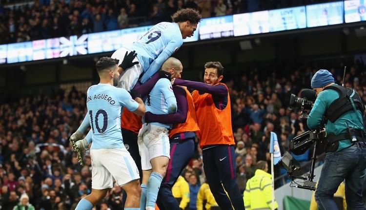Manchester City 2-1 West Ham United maç özeti ve golleri (İZLE)
