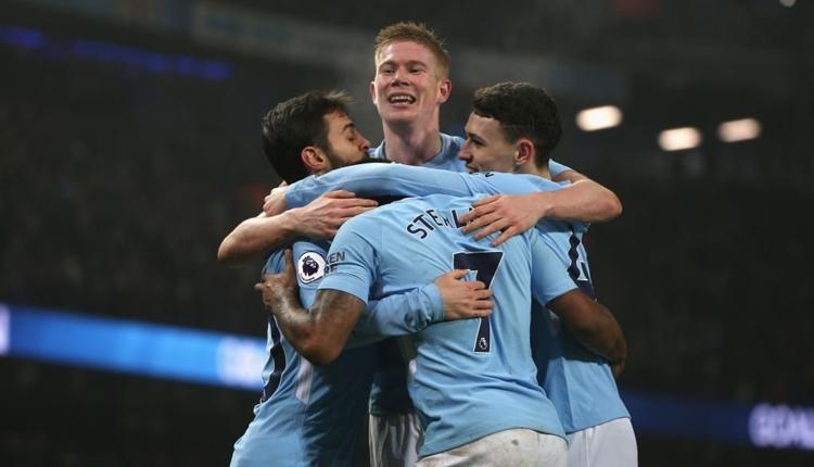 Manchester City 4-1 Tottenham maç özeti ve golleri (İZLE)