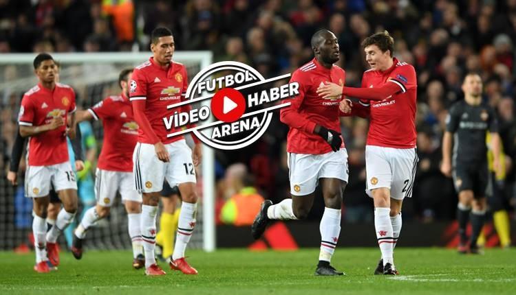Manchester United 2-1 CSKA Moskova maçı özeti ve golleri (İZLE)