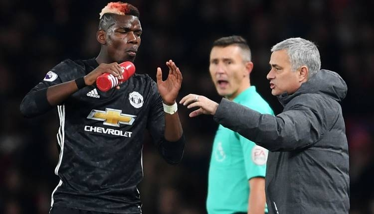 Manchester United'ta Paul Pogba: