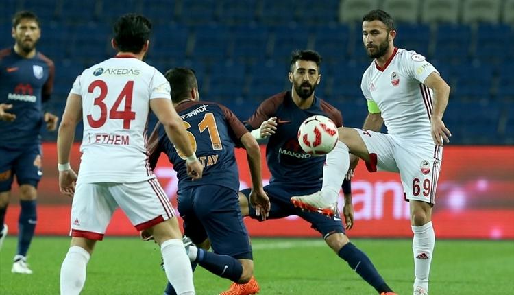 Medipol Başakşehir 1-0 Kahramanmaraşspor maç özeti ve golü (İZLE)
