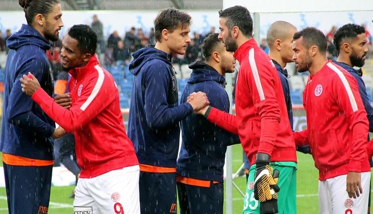 Medipol Başakşehir 4 - 1 Antalyaspor maç özeti ve golleri (İZLE)