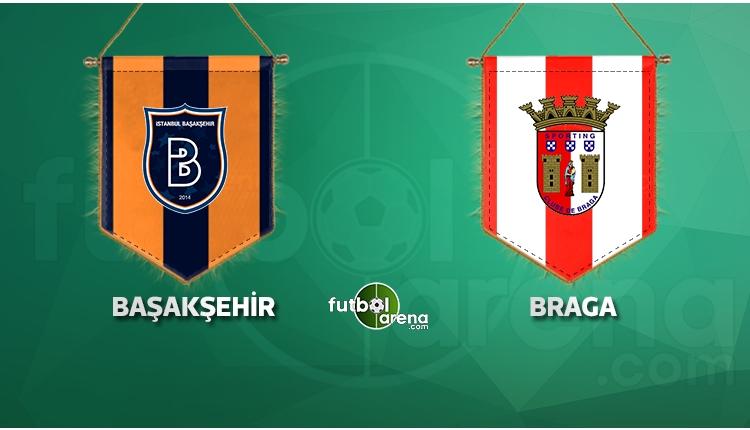 Medipol Başakşehir - Braga maçı saat kaçta, hangi kanalda? Muhtemel 11'ler
