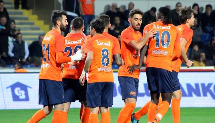 Medipol Başakşehir'in takım oyunu rakipleri zorluyor