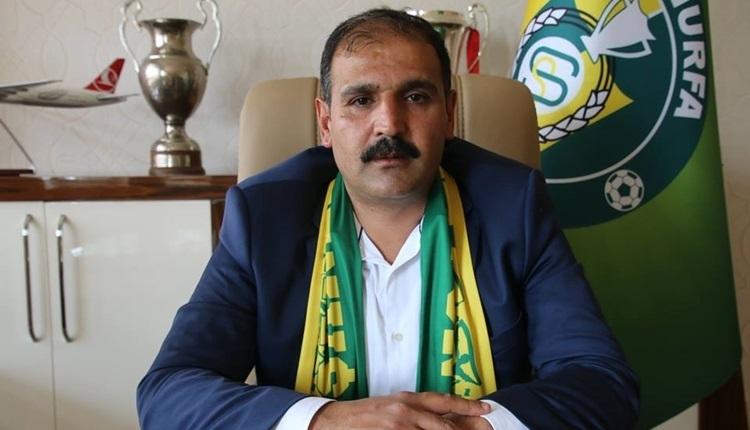 Mertcan Çam'a saldıran Şanlıurfaspor başkanı futboldan men edildi