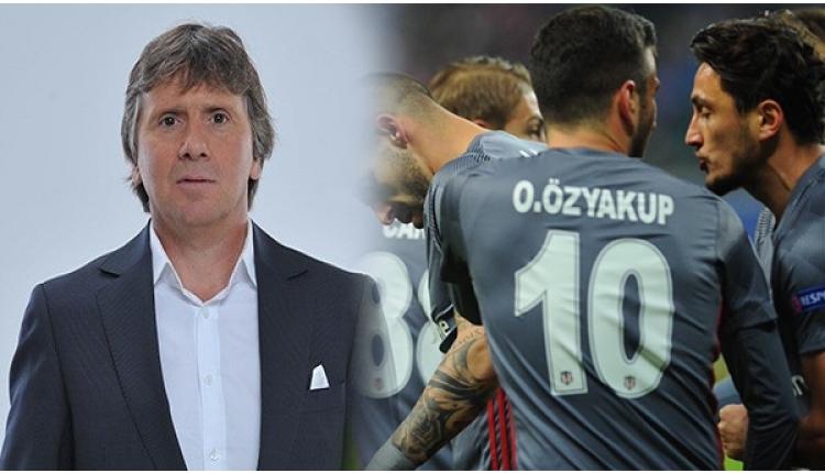 Metin Tekin: ''Beşiktaşbirçok şeyin hayalini kurabilir''