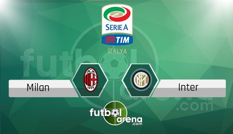 Milan - İnter maçı saat kaçta, hangi kanalda? (İddaa Canlı Skor)