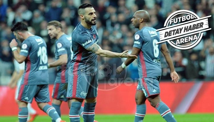 Negredo'dan son 8 maçta Beşiktaş'a büyük katkı! (İZLE)