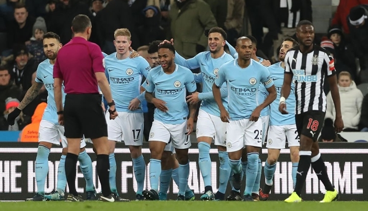 Newcastle United 0-1 Manchester City maç özeti ve golü