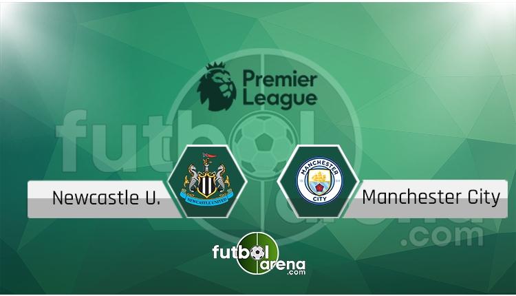 Newcastle United - Manchester City maçı saat kaçta, hangi kanalda? (İddaa Canlı Skor)