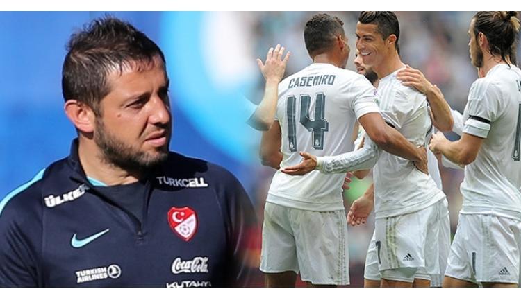 Nihat Kahveci Beşiktaş'ın rakibini açıkladı ''Real Madrid''