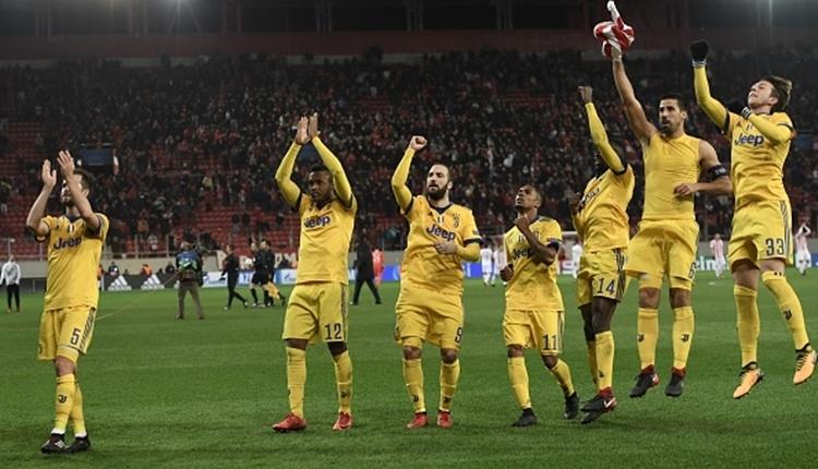 Olympiakos 0-2 Juventus maç özeti ve golleri (İZLE)