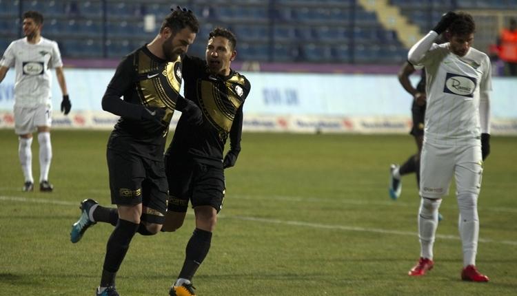 Osmanlıspor 3-2 Akhisarspor maç özeti ve golleri (İZLE)