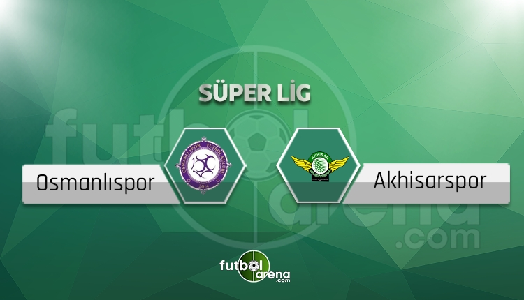Osmanlıspor - Akhisarspor maçı saat kaçta, hangi kanalda? (İddaa Canlı Skor)