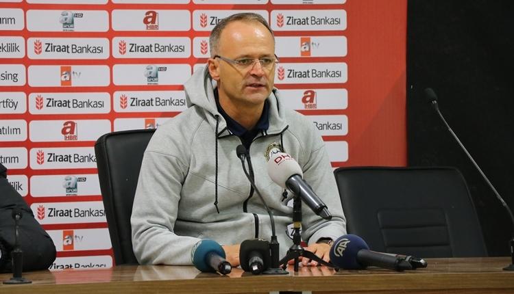 Osmanlıspor'da İrfan Buz: 'Yeni Malatyaspor Süper Lig'e yakışıyor'