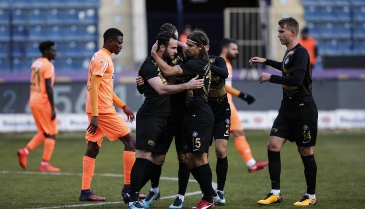 Osmanlıspor'dan Süper Lig'de 7 sezon sonra bir ilk!