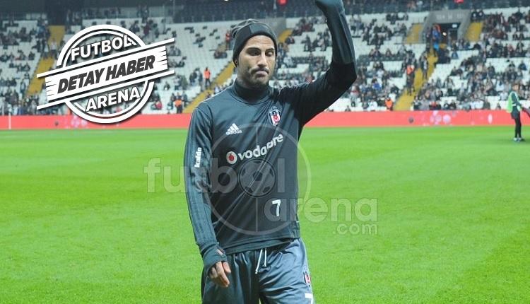 Quaresma'nın yokluğunda Beşiktaş'ın dikkat çeken hücum planı