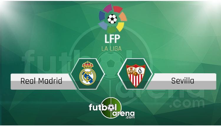 Real Madrid - Sevilla saat kaçta, hangi kanalda? (İddaa Canlı Skor)
