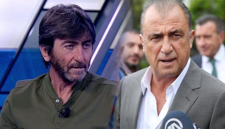 Rıdvan Dilmen'den Galatasaray için Fatih Terim iddiası