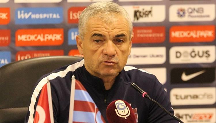 Rıza Çalımbay, Trabzonspor'daki başarısının sırrını açıkladı