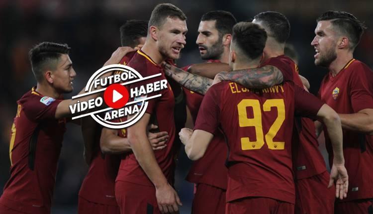 Roma 3-1 Spal maçı özeti ve golleri (İZLE)