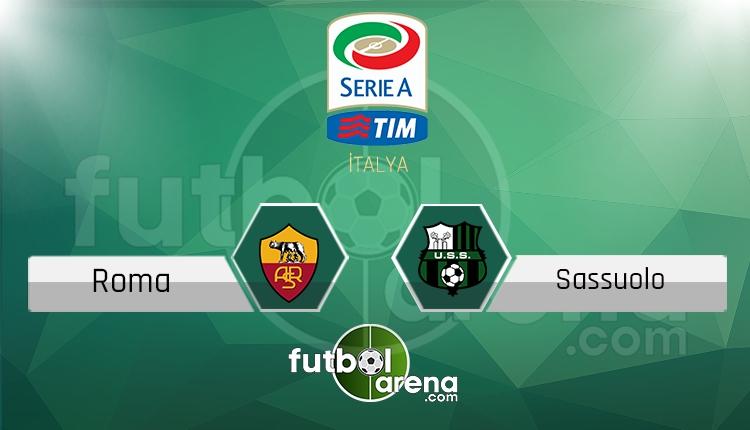 Roma - Sassuolo maçı saat kaçta, hangi kanalda? (İddaa Canlı Skor)
