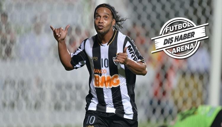 Ronaldinho milletvekilliğine aday oluyor