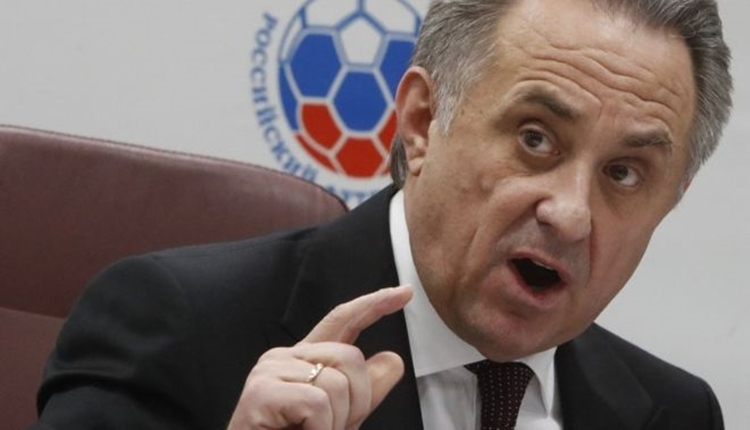Rusya Futbol Federasyonu Başkanı istifa etti