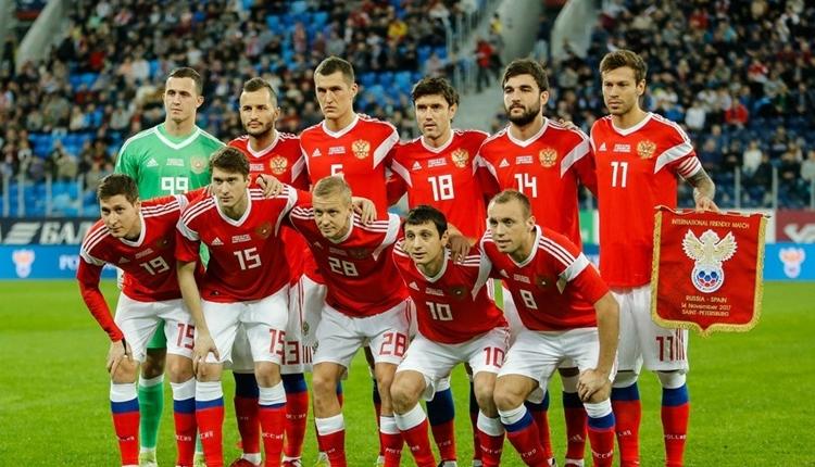 Rusya, Türkiye ile hazırlık maçı yapacak