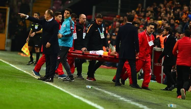 Sakatlanan Fernando'yu bozuk zemin yaktı