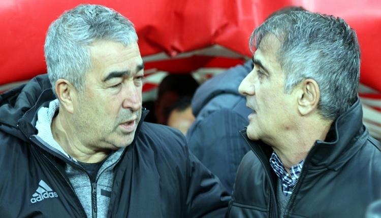 Samet Aybaba: 'Beşiktaş'ın yedeklerini görünce o an...'