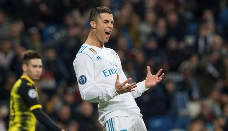 Şampiyonlar Ligi gruplarına Cristiano Ronaldo damgası