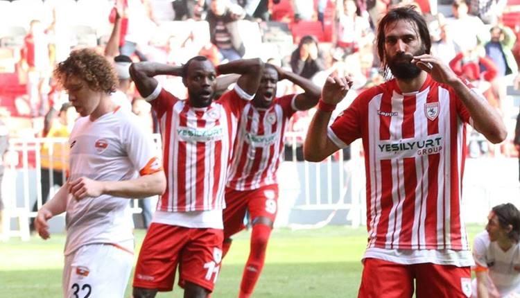 Samsunspor'da Georgios Samaras hayal kırıklığı yaratıyor