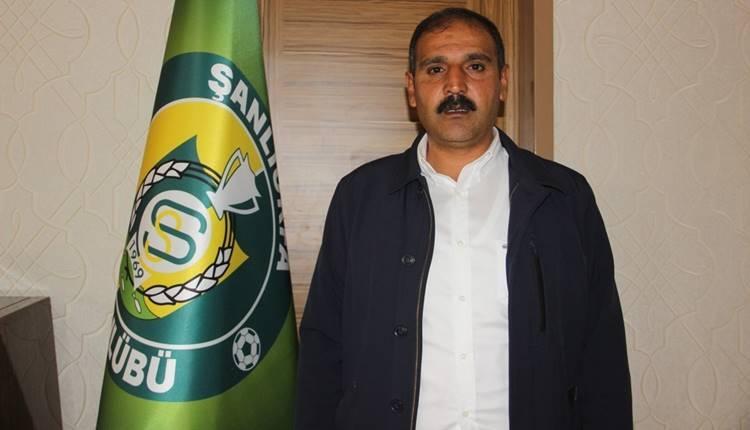 Şanlıurfaspor Başkanı Emin Yetim PFDK'ya sevkedildi