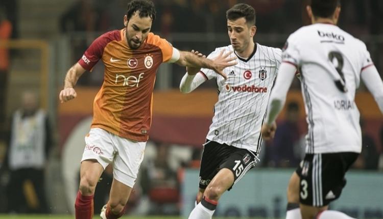 Selçuk İnan, Galatasaray kariyerinde ilk kez Beşiktaş..
