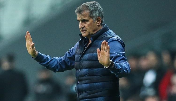 Şenol Güneş'ten TFF'ye Galatasaray mesajı