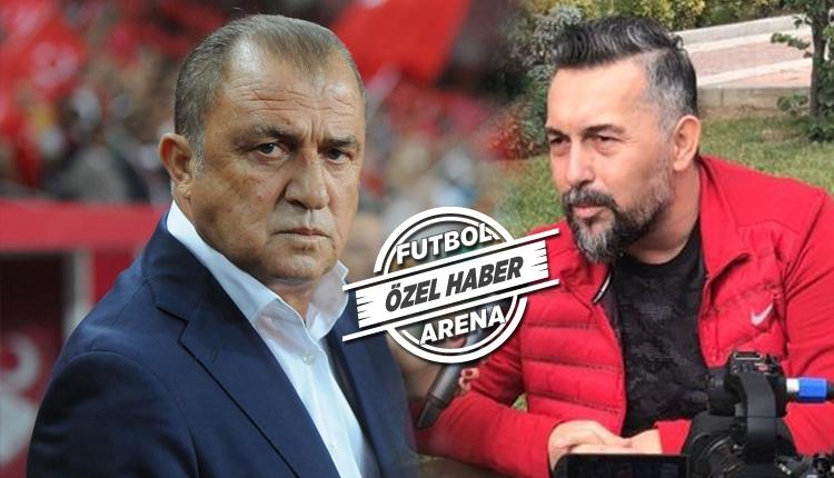 Serkan Reçber, FutbolArena'ya konuştu! 'Galatasaray'ın ihtiyacı Fatih Terim'