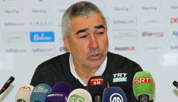 Sivasspor'da Samet Aybaba: 'İnanılmaz...'