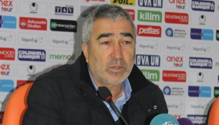 Sivasspor'da Samet Aybaba: