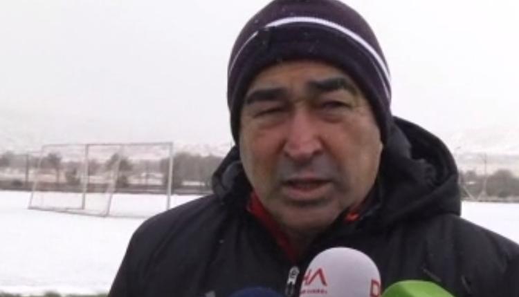 Sivasspor'da Samet Aybaba'dan Medipol Başakşehir'e mesaj