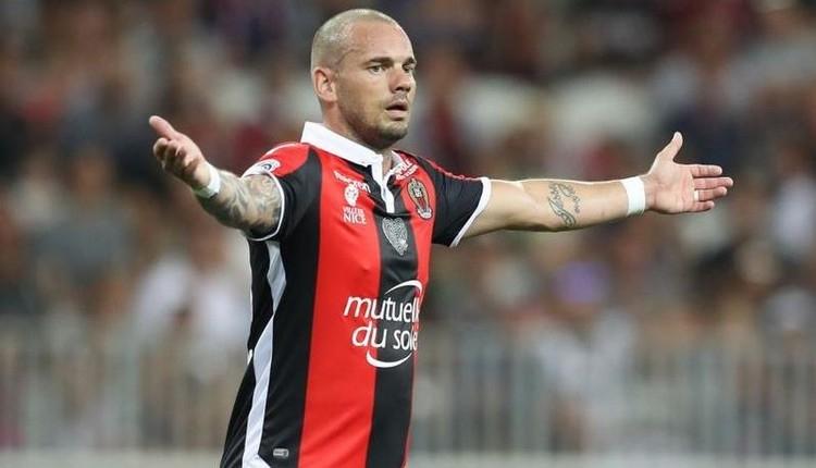 Sneijder'in menajerinden Galatasaray itirafı